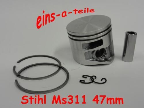 Kolben passend für Stihl MS311 47mm NEU Top Qualität