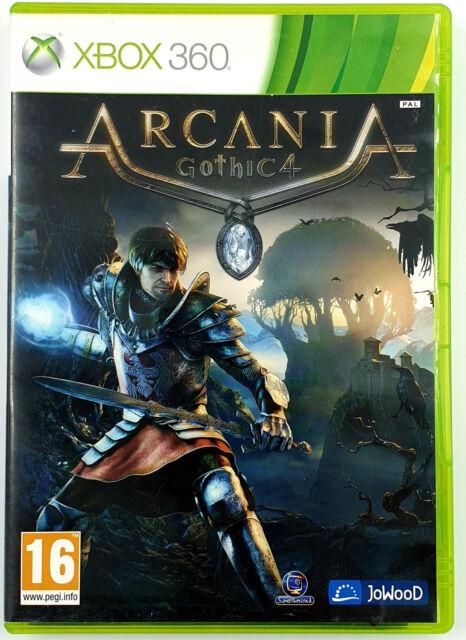 Gothic IV 4 Arcania - Xbox 360 - Complet - PAL FR