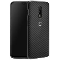 OnePlus 6t Vader Karbon Bumper Case in Black (oneplus 6t) Evutec