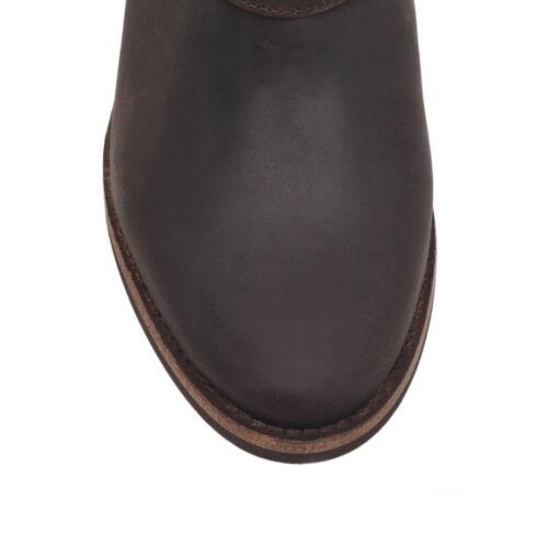 in New equitazione Stivali Sienna pelle Kg da caviglia £ marrone 10 41 Kurt W e Geiger 8 160 8wCFnq