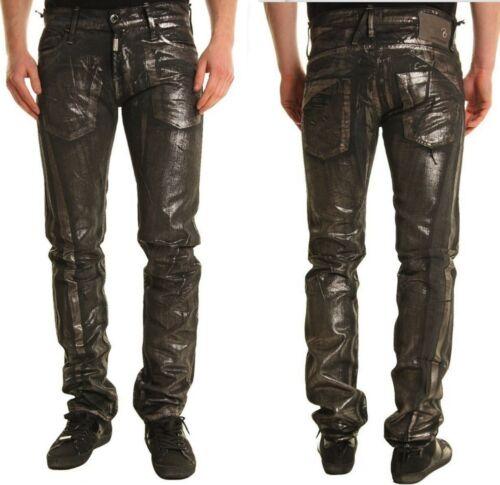 BRAY STEVE ALAN Stylische Slim Jeans Hose Grau COLOURED PARTY HOSE W29 L34