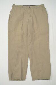 Columbia-36-x-32-Khaki-Utility-Casual-Outdoor-Casual-Chino-Pants