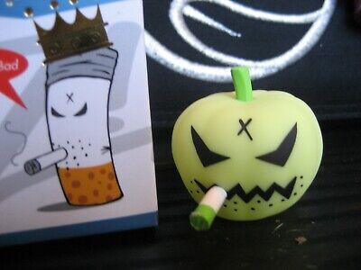 Kidrobot Filter Kings Mongers Series 3 Cyrus Boombox /& sticker /& zipper pull!!