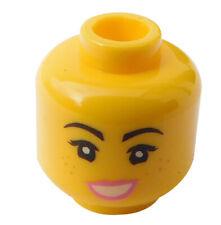 Lego Kopf in transparent hell grün Alien Retox Ultra Agents Neu 3626cpb1342