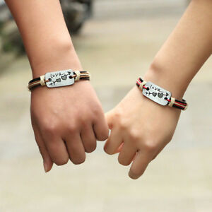 1PC-Couples-Bracelet-Love-Fashion-Take-An-Arrow-Leather-Rope-Bangle-For-Him-Her