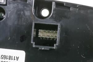 HVAC Control Panel ACDelco GM Original Equipment fits 17-20 Buick Encore