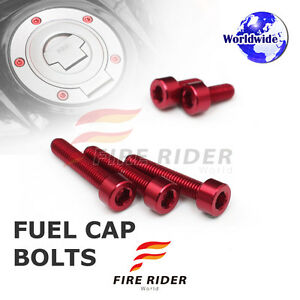 FRW-Red-Fuel-Cap-Bolts-Set-For-Yamaha-MT-09-FZ-09-13-16-13-14-15-16