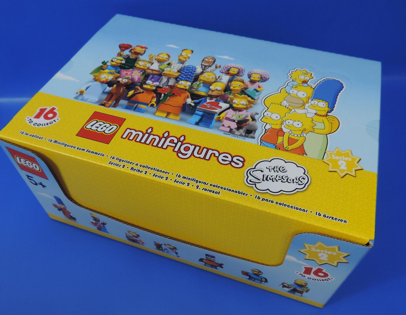 compra meglio Lego® i Simpsons Serie 2 2 2 (71009) Display 60 cifra Confezione Originale  100% di contro garanzia genuina