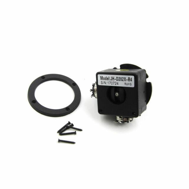 Joystick Potentiometer JH-D202X-R4 10K 2-axis Sealed PTZ Thermistor  B2AE