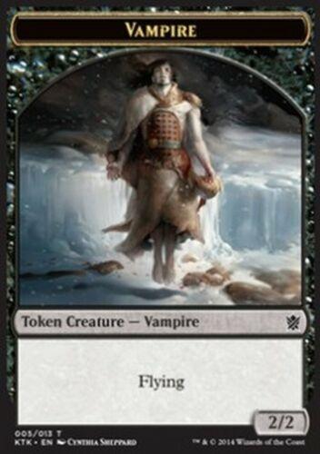 MRM ENGLISH Token Jeton Vampire flying vol 2//2 MTG magic KOT