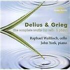 Delius & Grieg: Complete Works for Cello & Piano (2012)