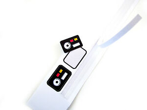 CUSTOM STAR WARS DIE CUT STICKERS For Vintage POWER DROID IN - Star wars custom die cut stickers
