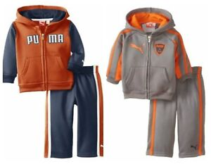 Puma Boys 2 Pieces Set Hoodie and Pants