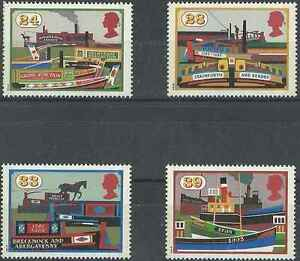 Timbres-Bateaux-Grande-Bretagne-1626-9-annee-1993-lot-20039
