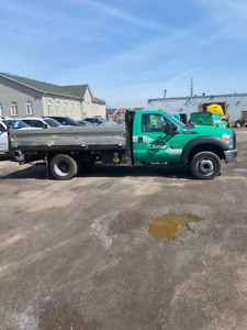2015 Ford F 550 Flat bed