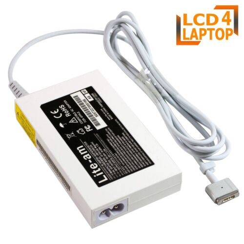 Compatibile con 85W AC Caricabatteria per Apple MacBook Pro Retina Porta USB 5V 2A