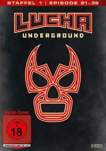 LUCHA Underground Staffel 1 Box 2 Episoden 21 - 39    5 DVD  NEU & OVP