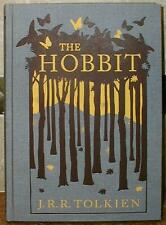 HOBBIT OR THERE AND BACK AGAIN ~ TOLKIEN HC BRITISH SPECIAL ED w/CORRECTED TEXT