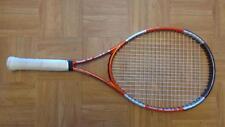 Head Liquidmetal Radical OS 107 head Agassi 4 3/8 Tennis Racquet