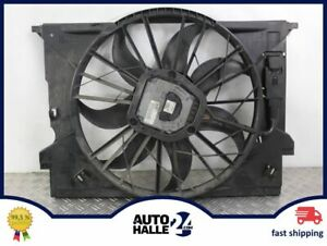 78192-Elektroluefter-Lueftermotor-Luefterzarge-Mercedes-benz-CLS