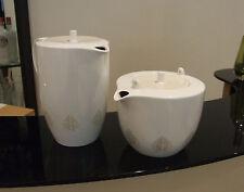 V&B Villeroy & Boch CITY PARK Metropolitan Collection 1x Coffee Pot + 1x Tea Pot