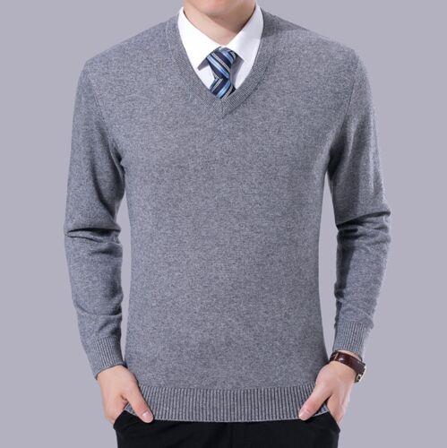 V Uomo Angora Scollo Slim A V Swman04 Fit Maglione P Man Misto neck Sweater dqU0tnq