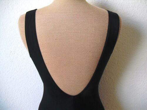 Harmony Cup C Damen Badeanzug mit V-Ausschnitt 702967 schwarz