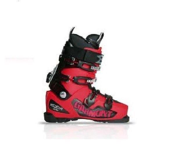 Scarponi da sci allmountain freeride Garmont Delirium misura MP 26,5 ski boot