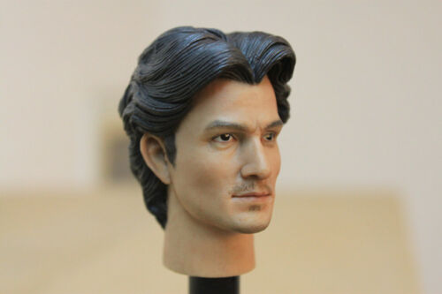 "1:6 Scale HP0043 Man Male Head Sculpt Toy Gift for 12/"" Phicen Male Action Figure"