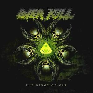 OVERKILL-The-Wings-Of-War-2019-Limited-Edition-digipak-11-trk-CD-NEW-SEALED