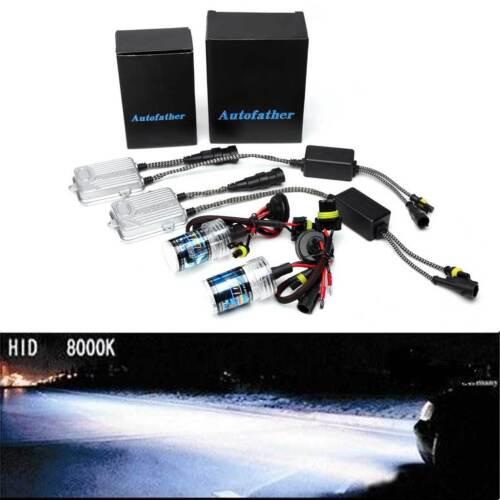 55W HID Replacement Slim Digital Ballasts KIT H1 H3 H4 H7 H8//H9//H11 9005 9006