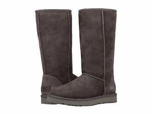 d5c4d098fa77 Women s Shoes UGG Classic Tall II Boots 1016224 Grey 5 6 7 8 9 10 11 ...
