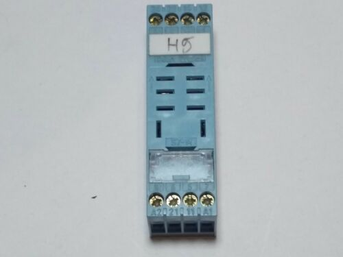 M BASE CONECTOR RELE RELAY   G RELECO S7