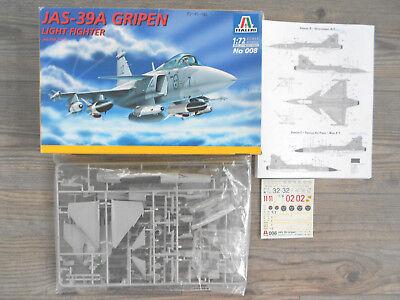 ex-ITALERI in 1//72 von KPM JAS-39 Gripen /'Swedish Service/'