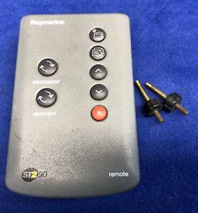 Raymarine-ST290-Remote-Instrument-Control-Keypad-E22063