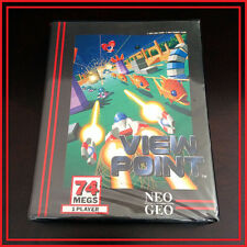 NEO•GEO AES 1992 Viewpoint complete USA english RARE
