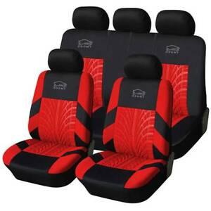 Housses-siege-voiture-9pc-Set-Protections-Lavable-Chien-Avant-Arriere-BR