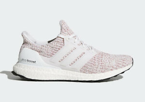 Adidas Ultra Boost 4.0 Candy Cane Size 11. BB6169. White Scarlet Pink. NMD pk