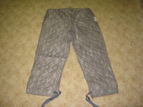 GDR NVA MDI Packaging KRAD Pants Long Underpants SG52 LIKE NEW