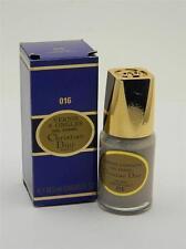 Dior Vernis A Ongles Nail Enamel Polish 016 Pewter Gold