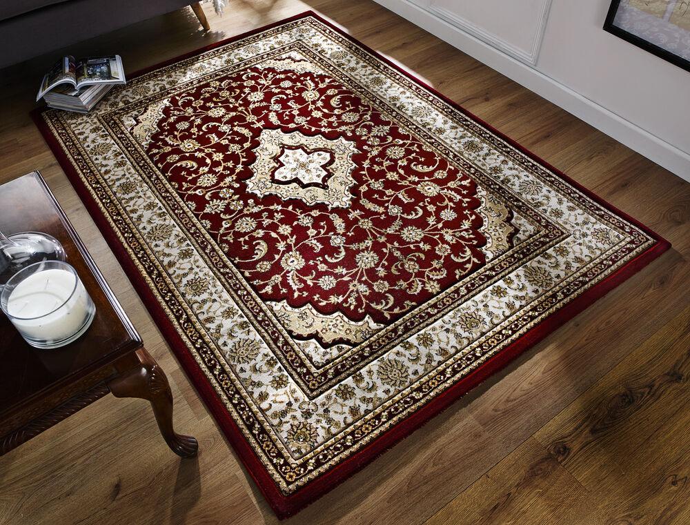 Qualité Traditionnel Ottoman Style Sculpté à à à la Main Épais Tapis Maison et | être Dans L'utilisation  08801e