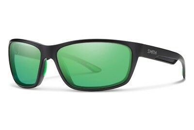 Ben Informato Occhiali Da Sole Sunglasses Smith Journey 003 Z9 Nero Opaco Mirror Green Size 64 E Avere Una Lunga Vita