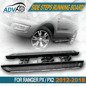 Side-Steps-Running-Boards-Suitable-For-Ford-Ranger-PX-MKII-Mazda-BT50-2012-2018