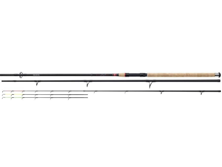 NEU 2018  Daiwa Ninja X Feeder   3 30m-3 90m   3+3 Teile   rod   Feeder Rute