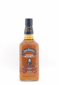 Jack Daniel's 150th Anniversary Tennessee Whiskey 750ml SIGNED