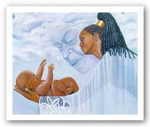 The Promise Jerry Logans African American Art Print 27x31