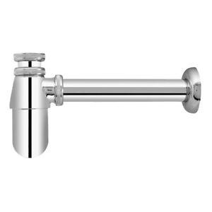 waschbecken abfluss sifon waschtisch siphon flaschensiphon geruchsverschluss ebay. Black Bedroom Furniture Sets. Home Design Ideas