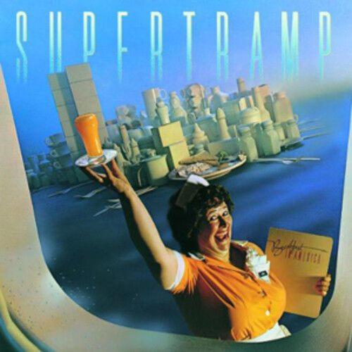 Supertramp : Breakfast in America CD Remastered Album (2010) ***NEW***