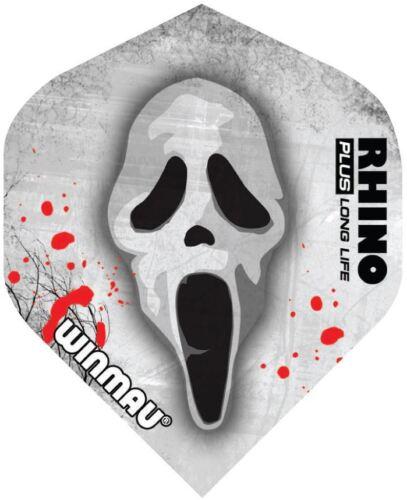 Winmau Rhino Scream Standard Extra Thick Dartflights 3er Set