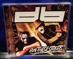 Drive-By - Run the Streets CD insane clown posse twiztid blaze anybody killa abk